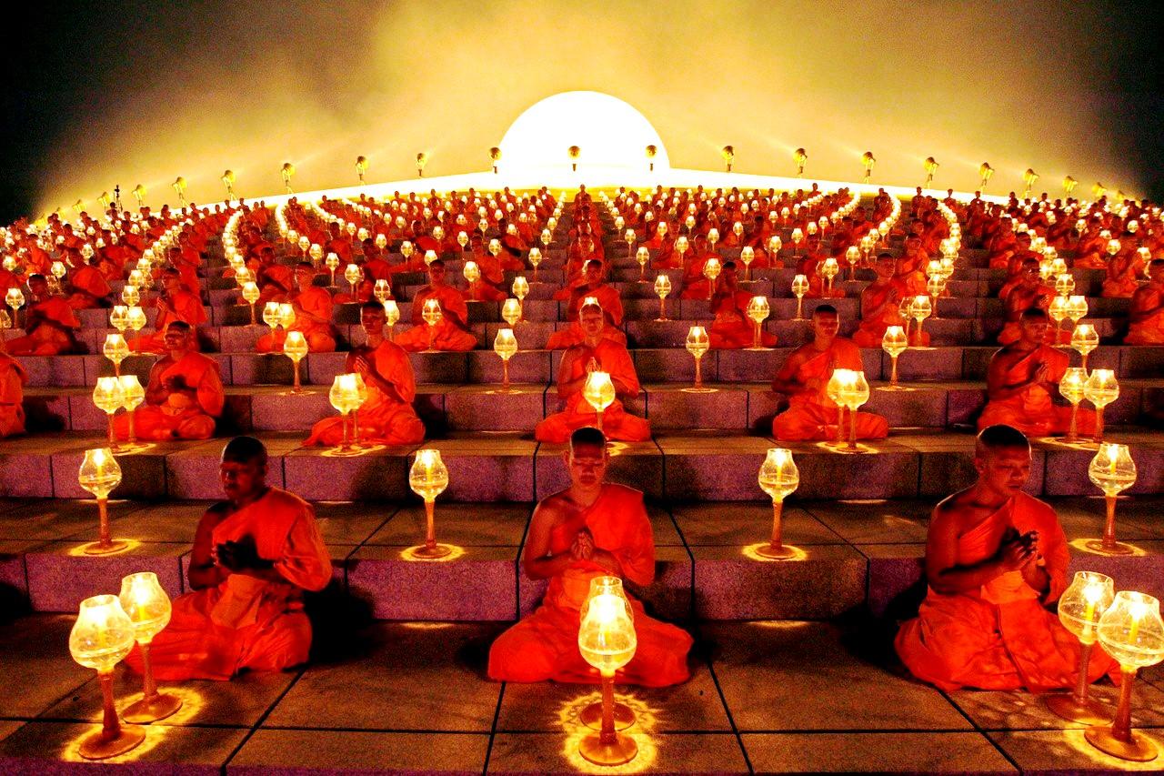 медитация в дхаммакая