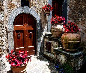 цветы чивита ди баньореджо