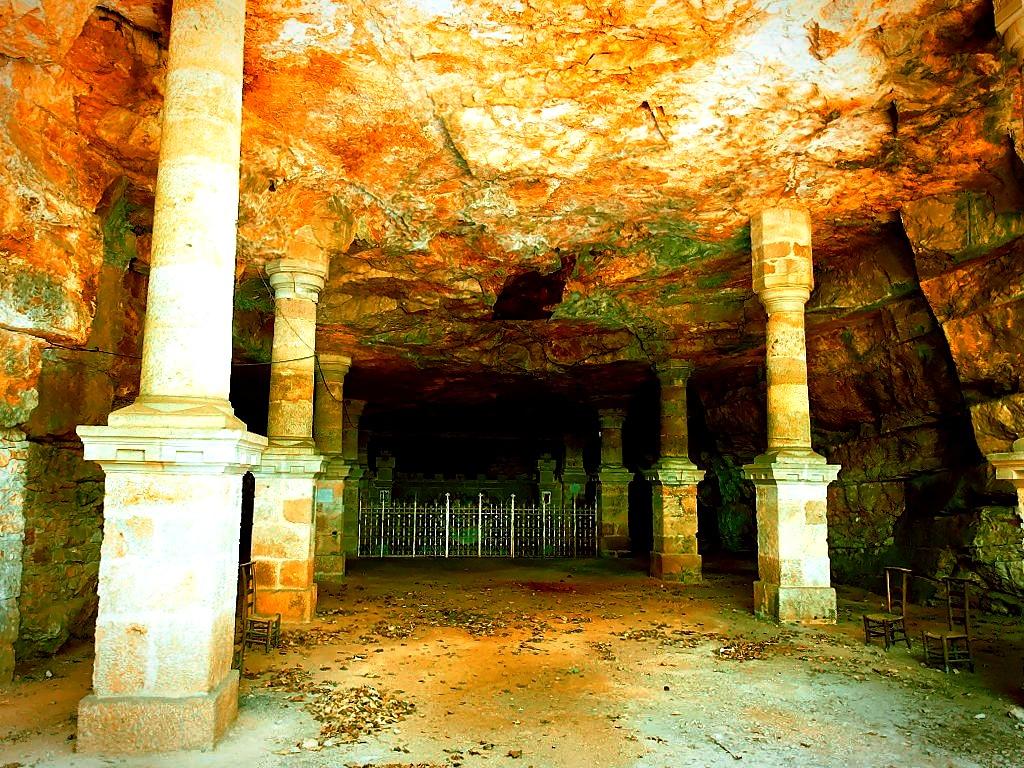 пещеры рокамадура