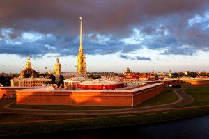 обзор петропавловской крепости