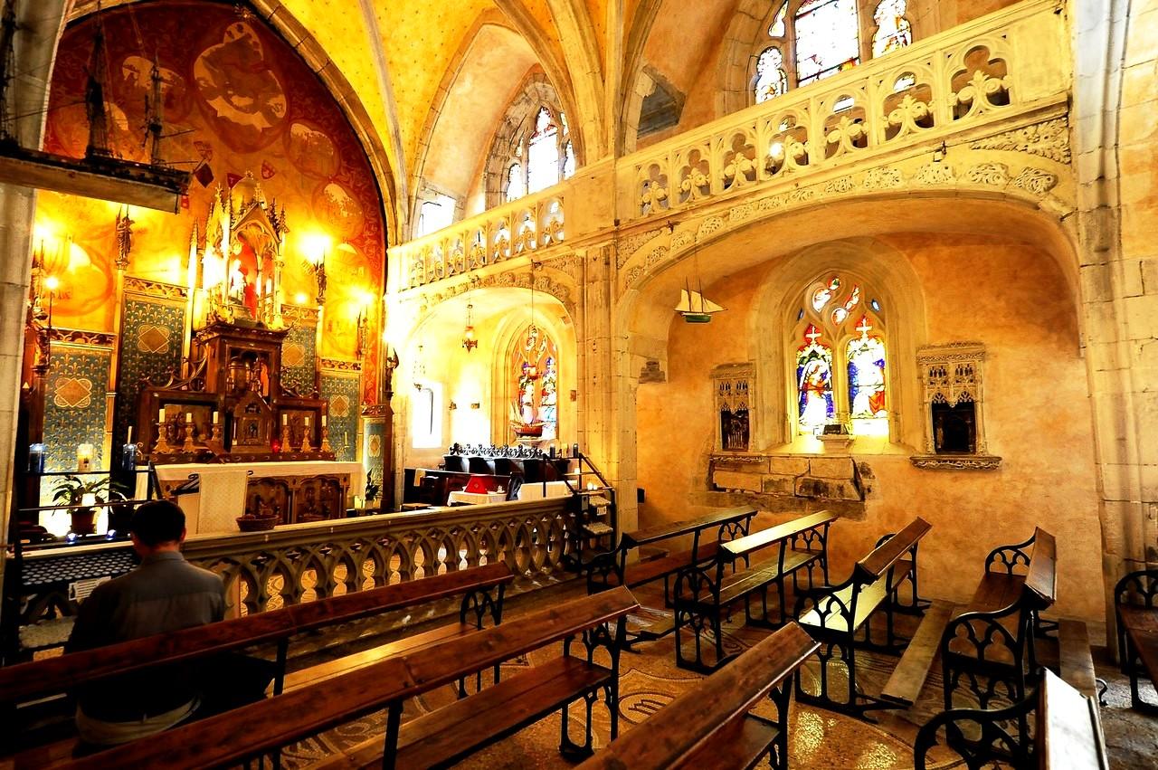 собор рокамадура