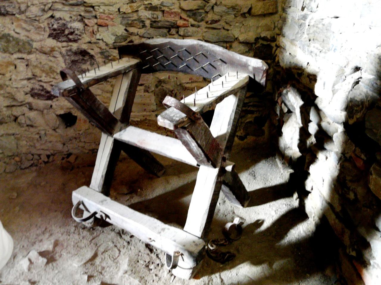 пыточный стул