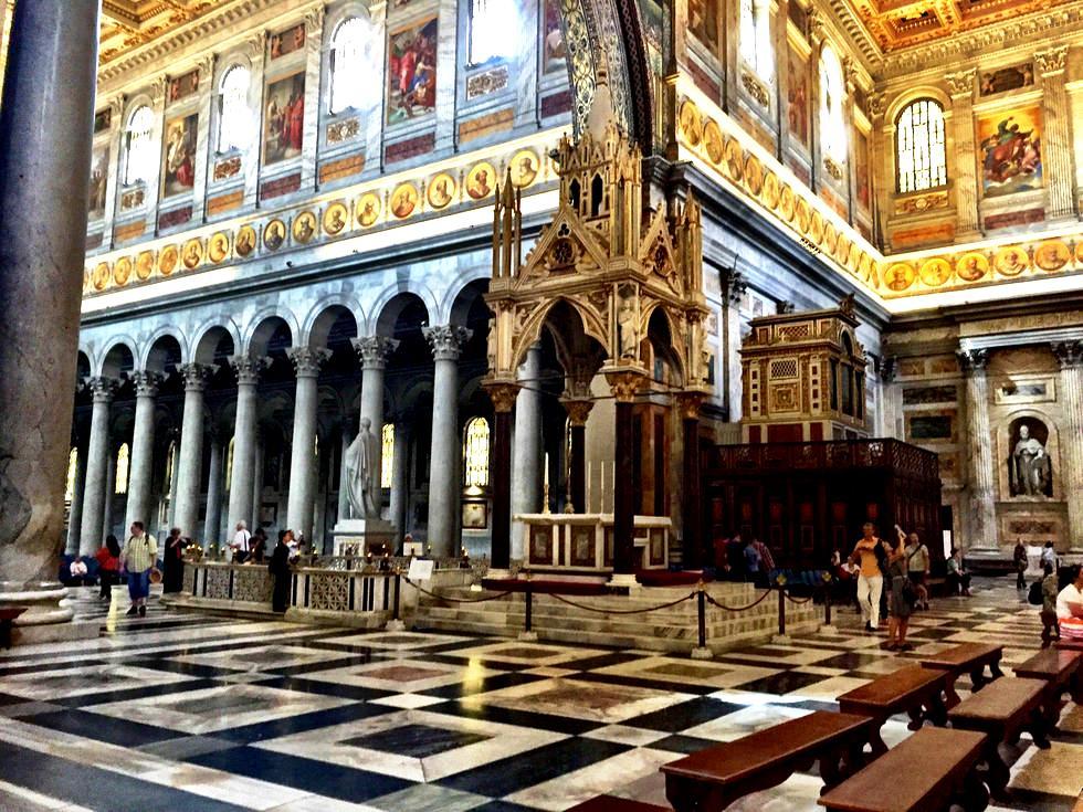 украшения базилики