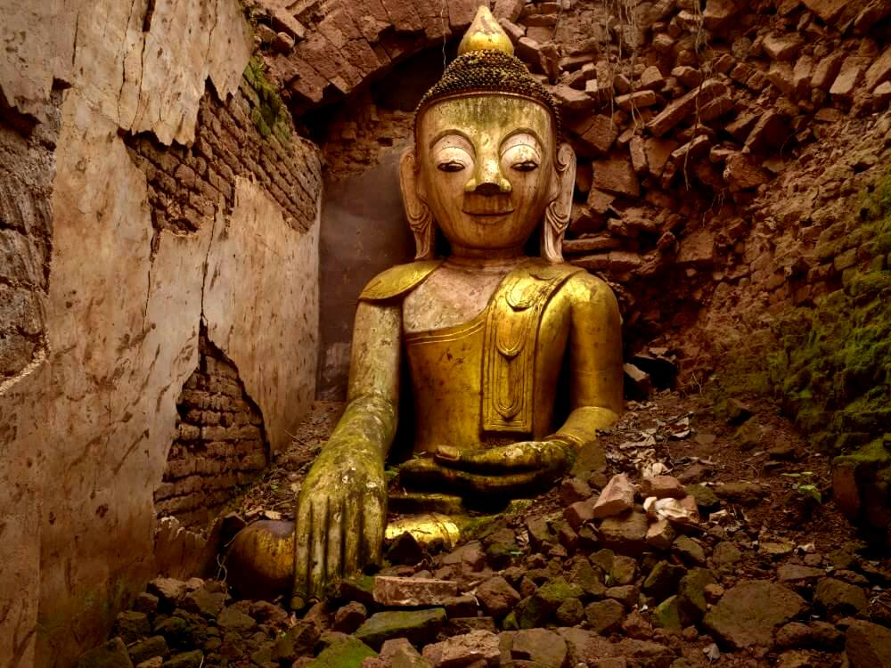 будда индейна