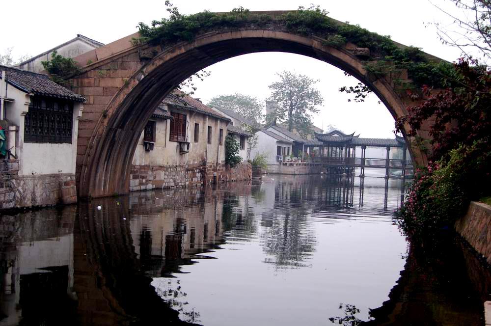 мост в наньсуне