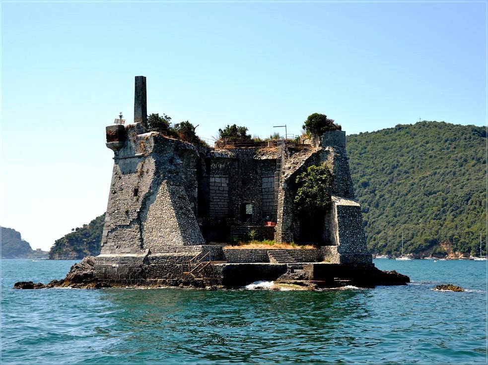 остров тинетто