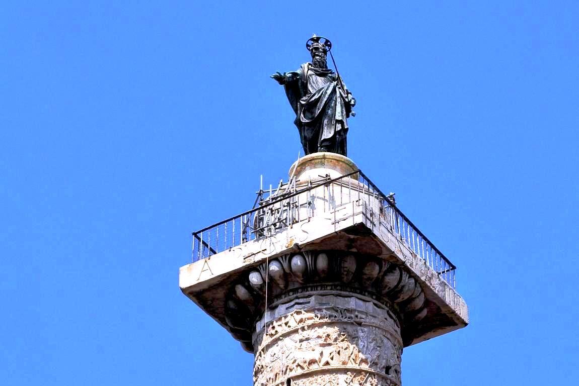форум траяна, скульптура