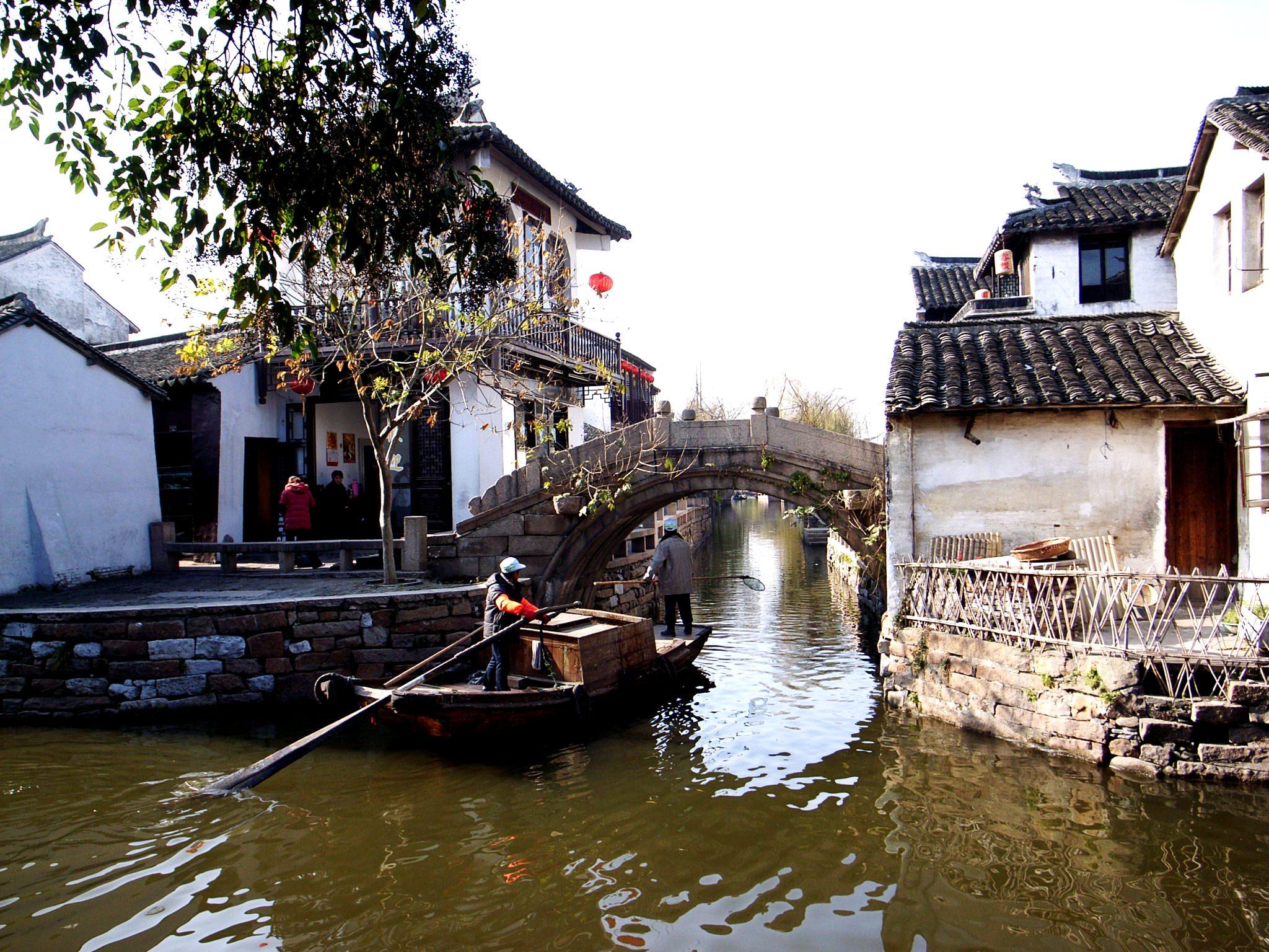 каналы чжоучжуана