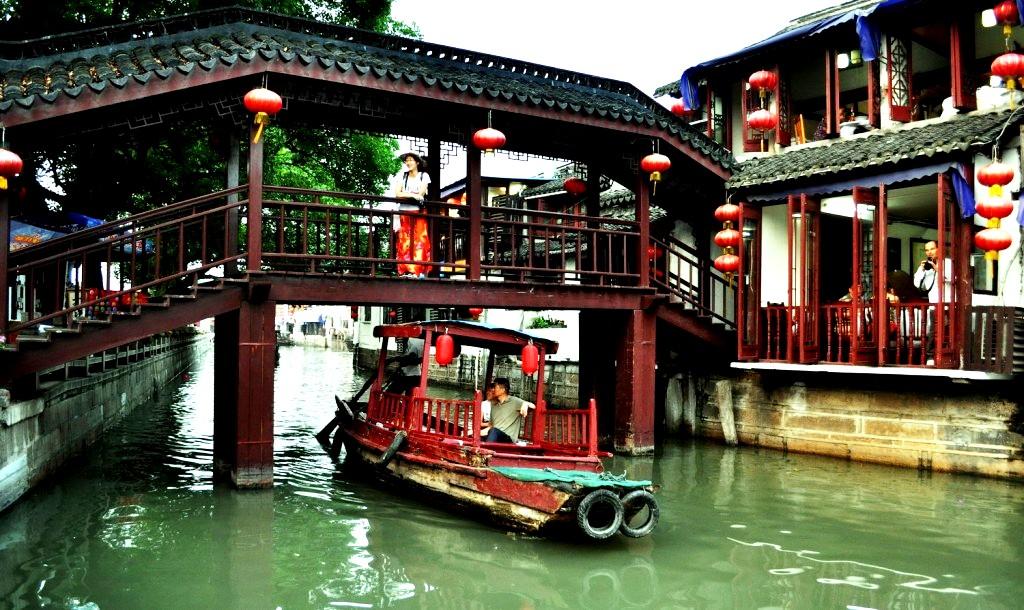 лодки чжуцзяцзяо