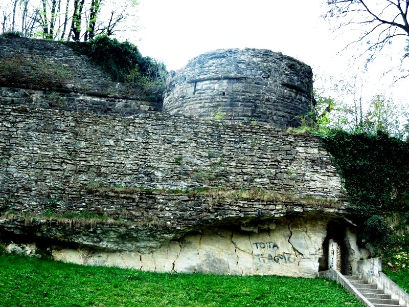 Крепость Бергамо