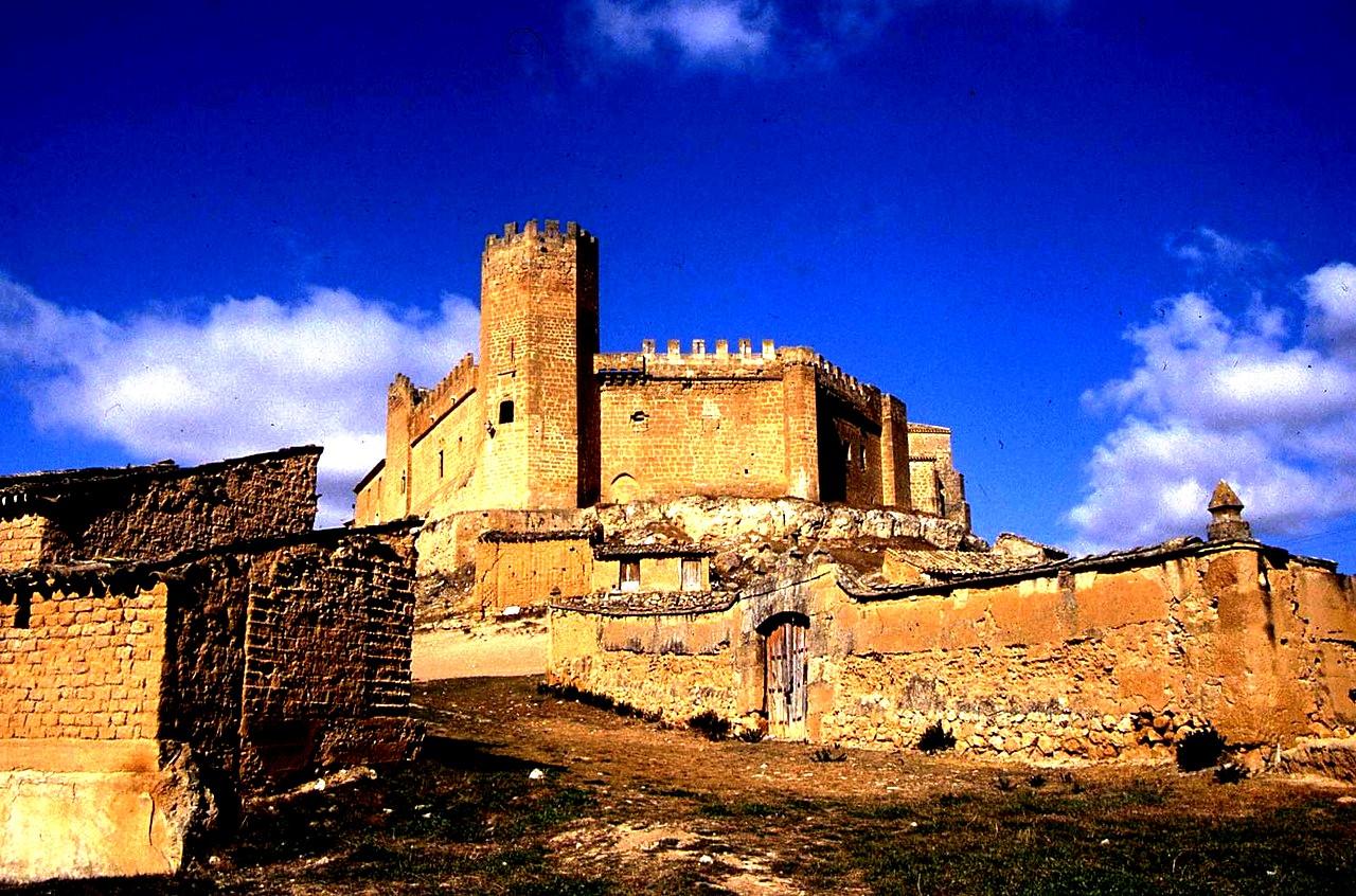 стены монтеагудо