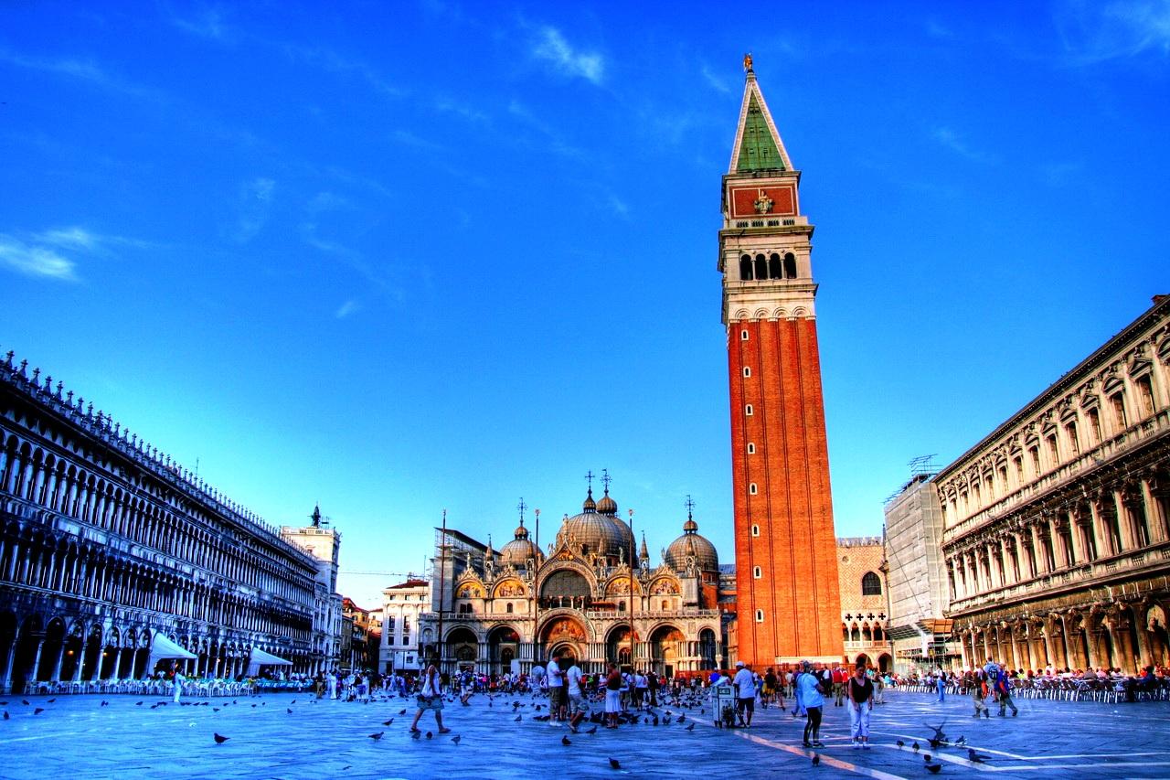 колокольня венеции
