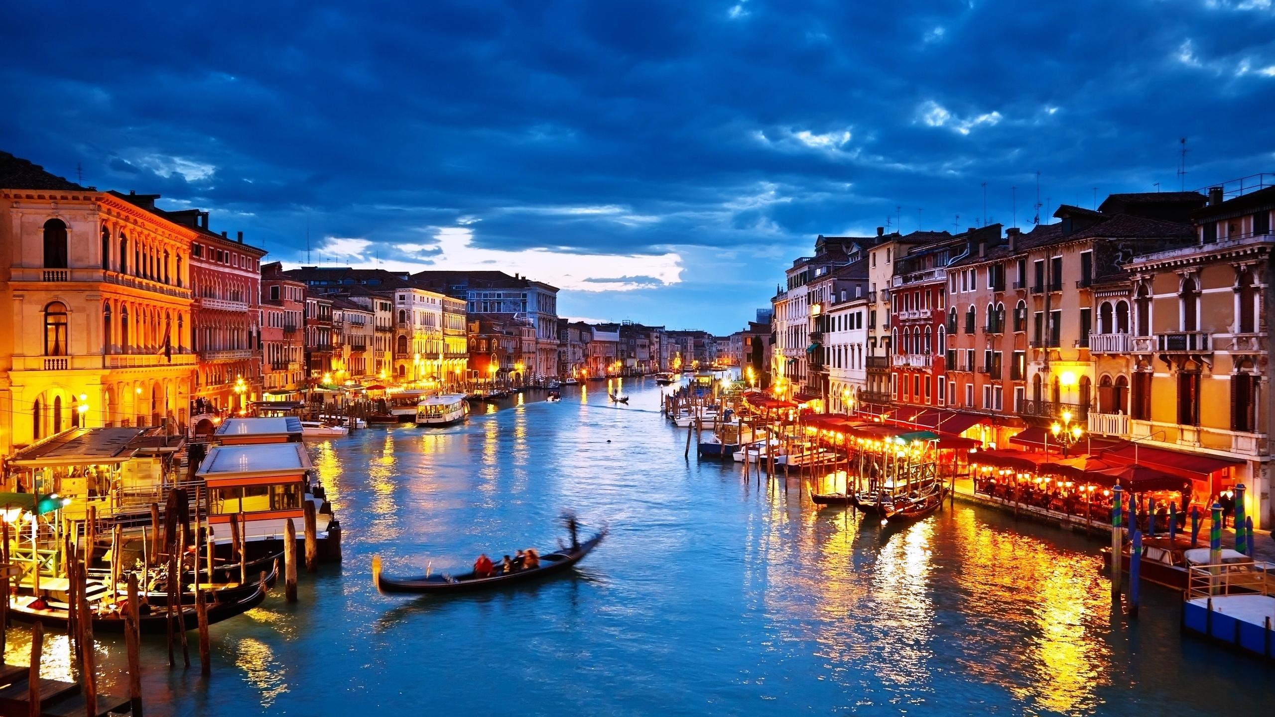 пейзажи венеции