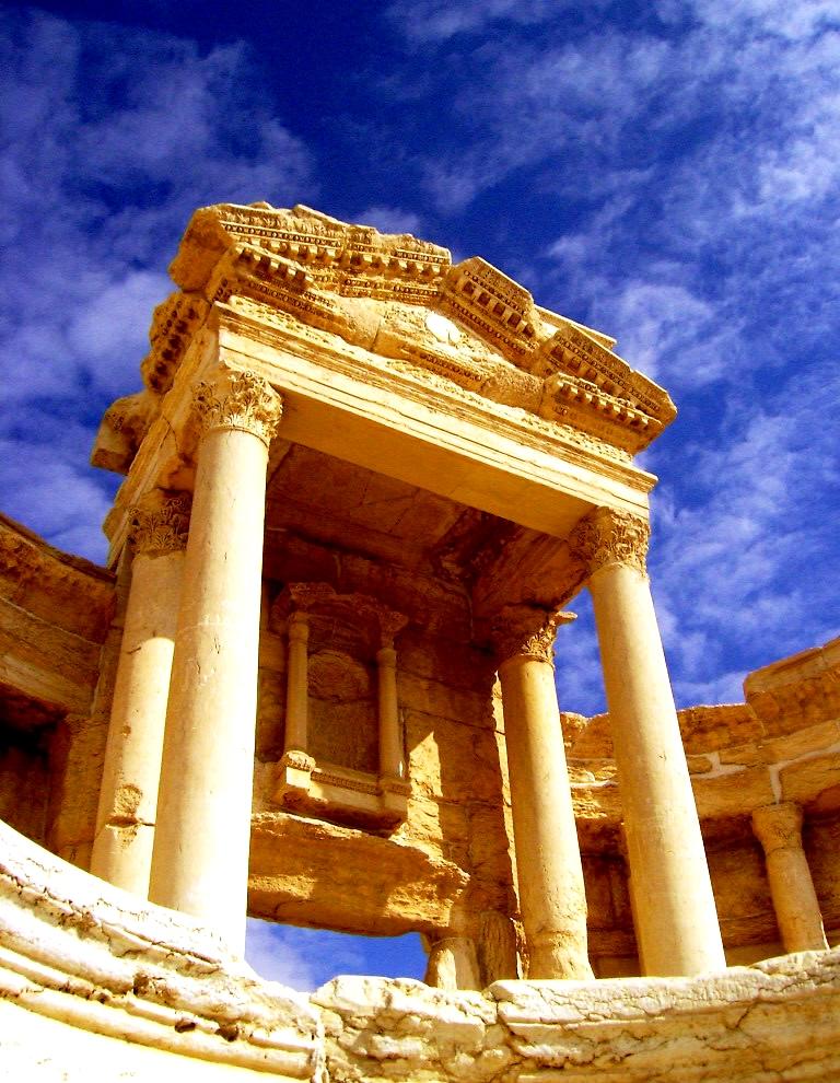 храм пальмиры