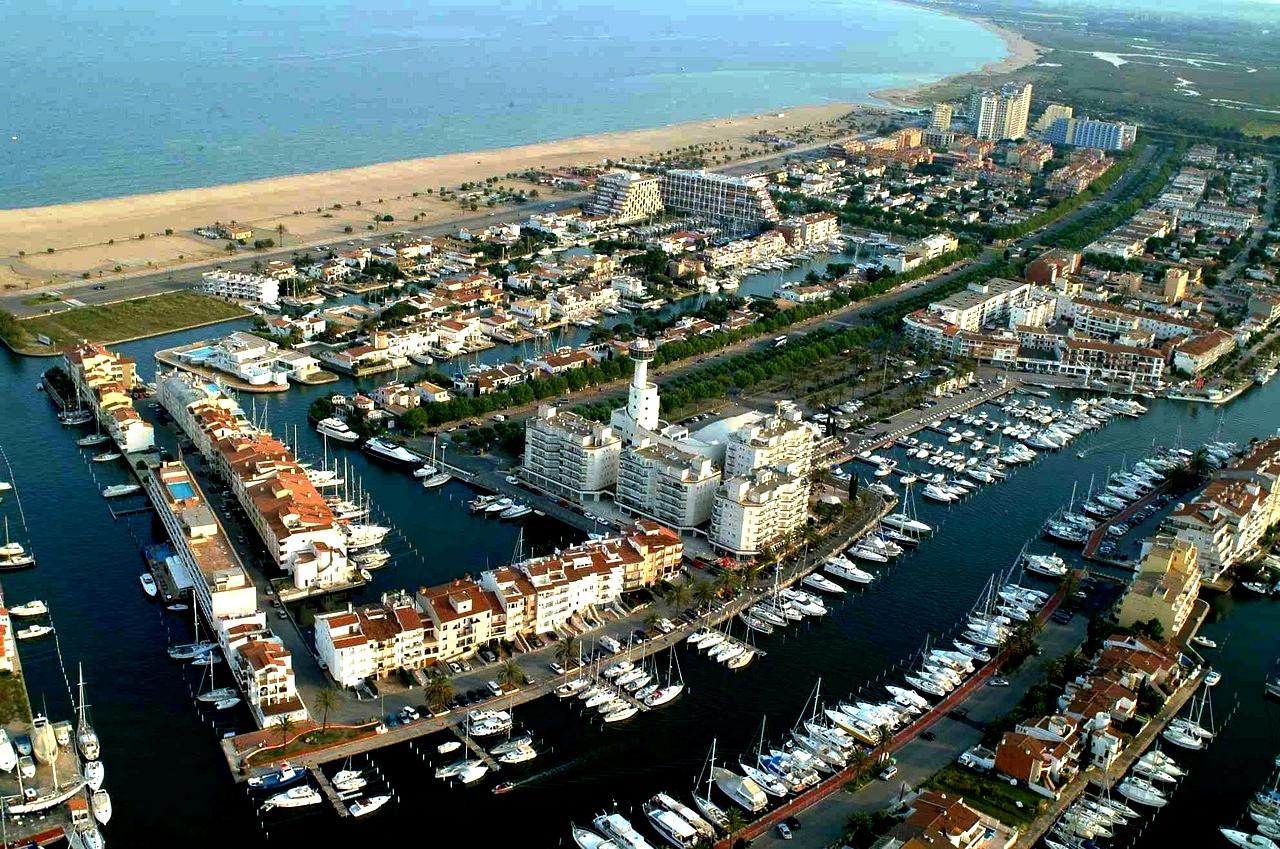 город и море