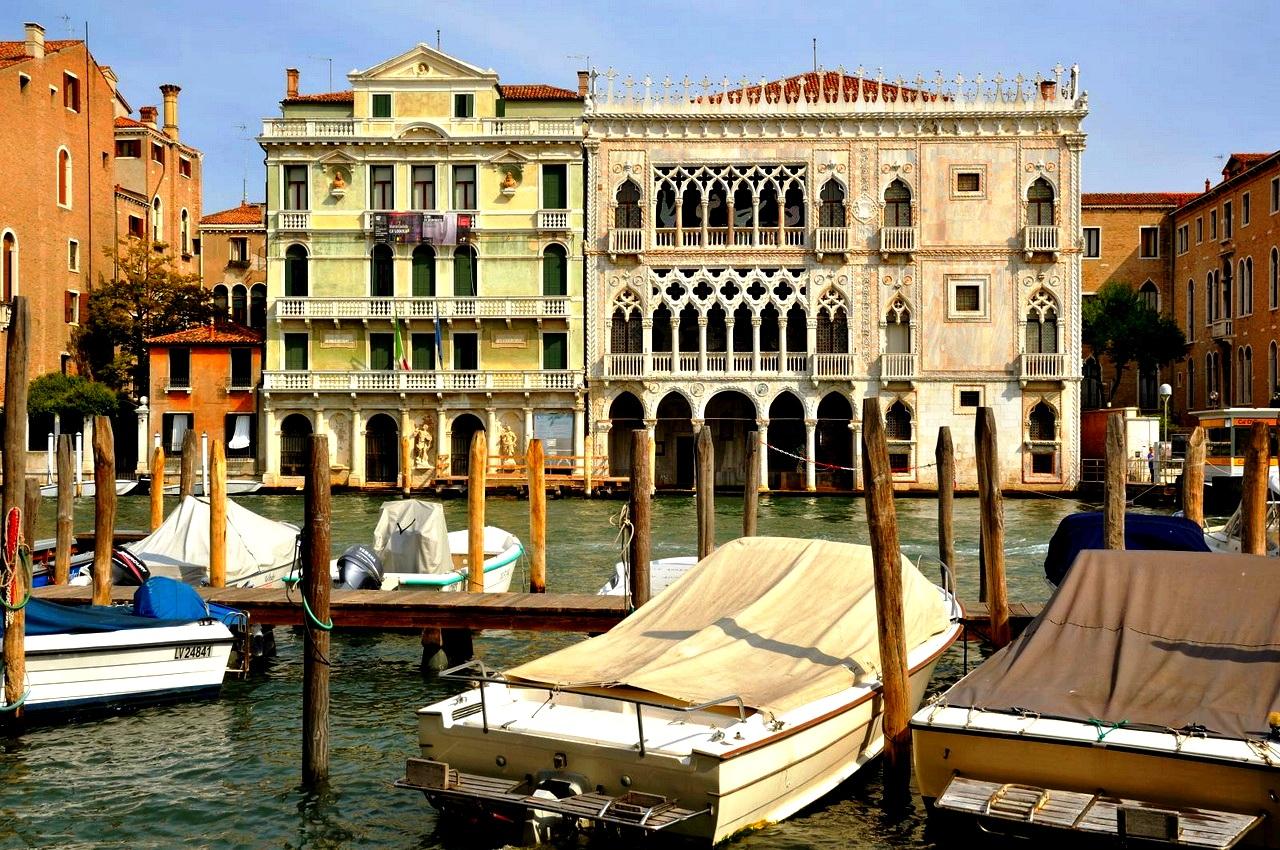 дворец венеции