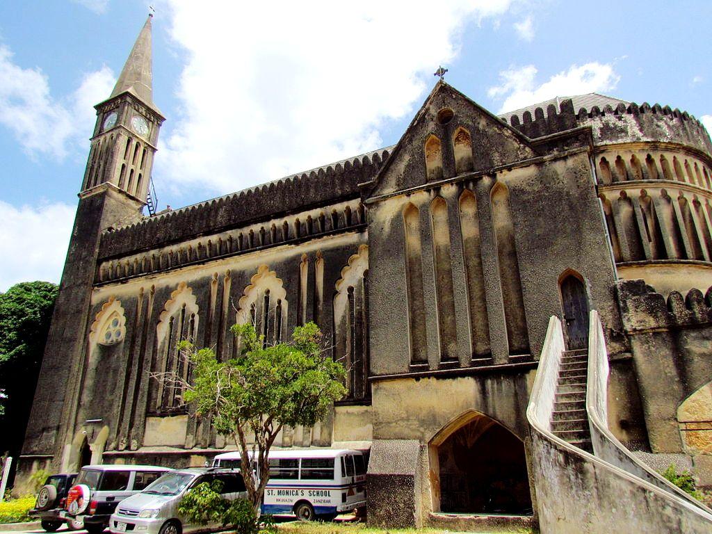 собор каменного города