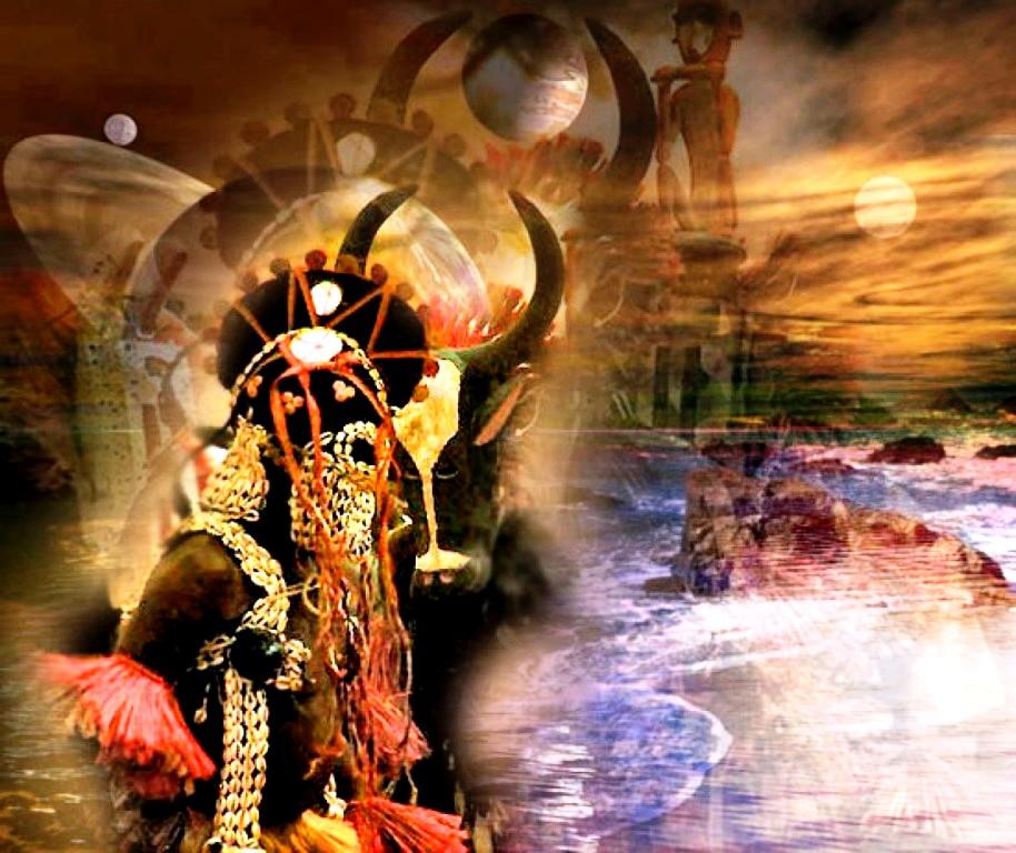 мифология догонов