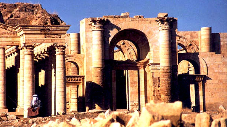 храм хатры