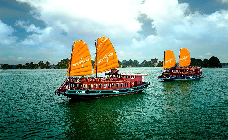 лодки халонга
