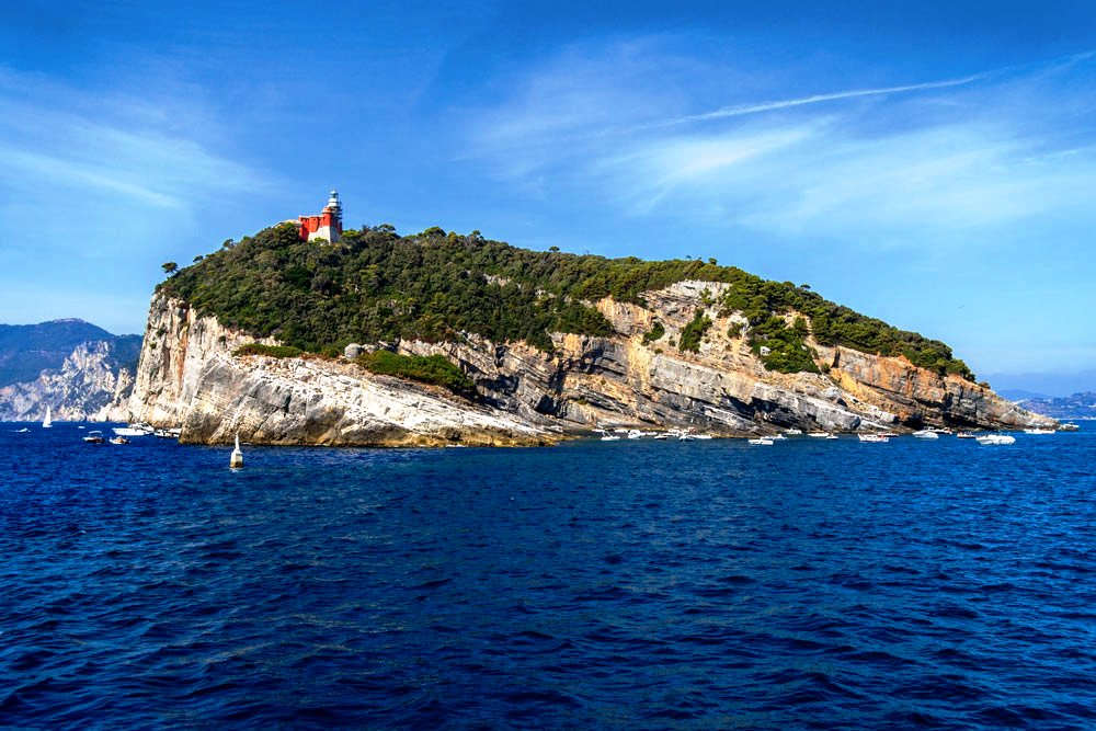 остров тино