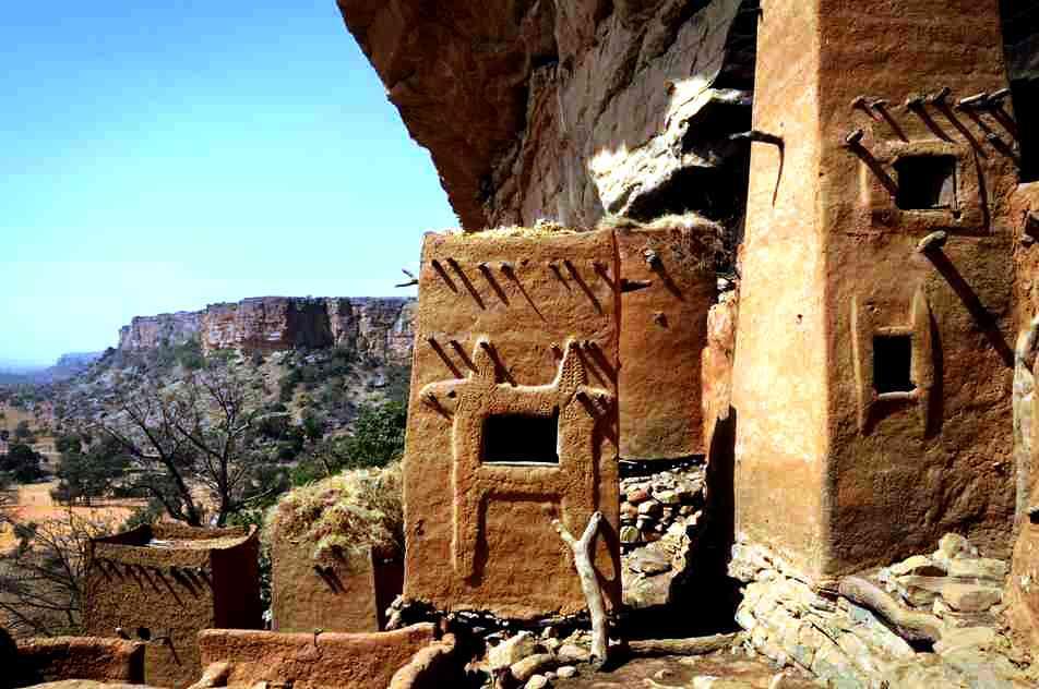 пещеры бандиагары