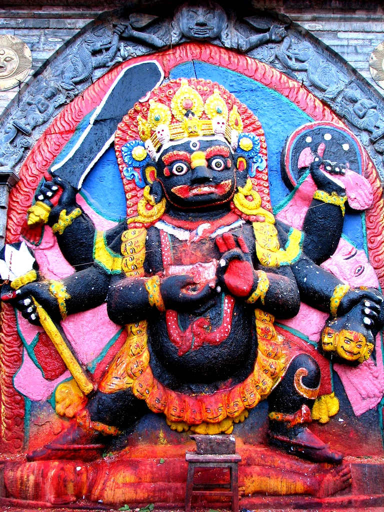 фигура бхайрава
