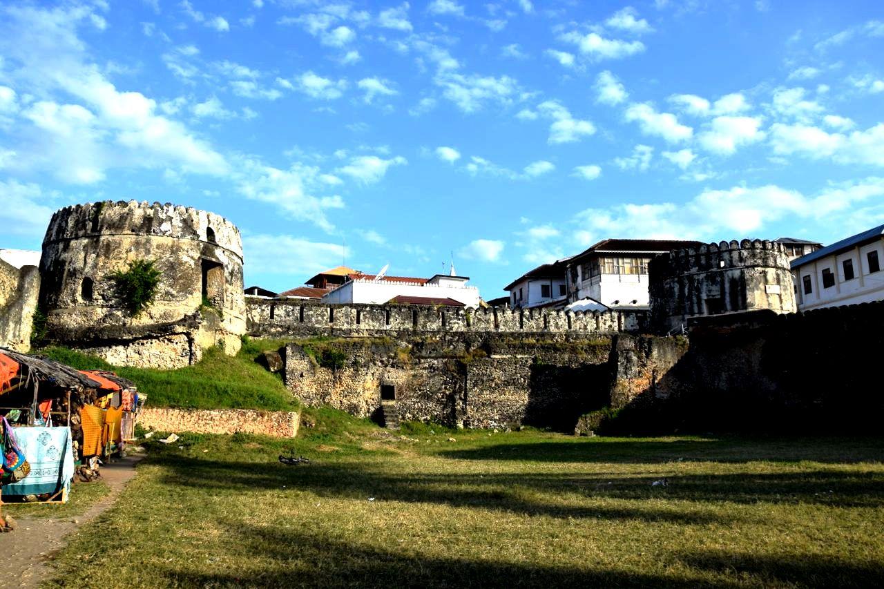 занзибарский форт