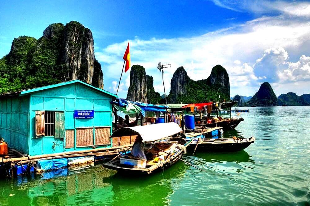 деревня Куа Ван