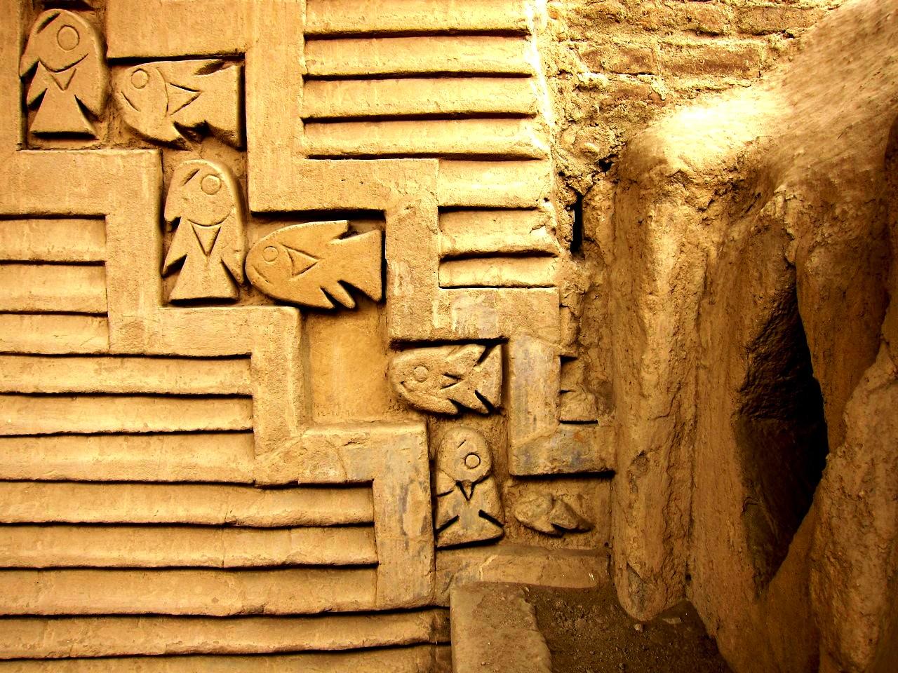 стены чан-чан