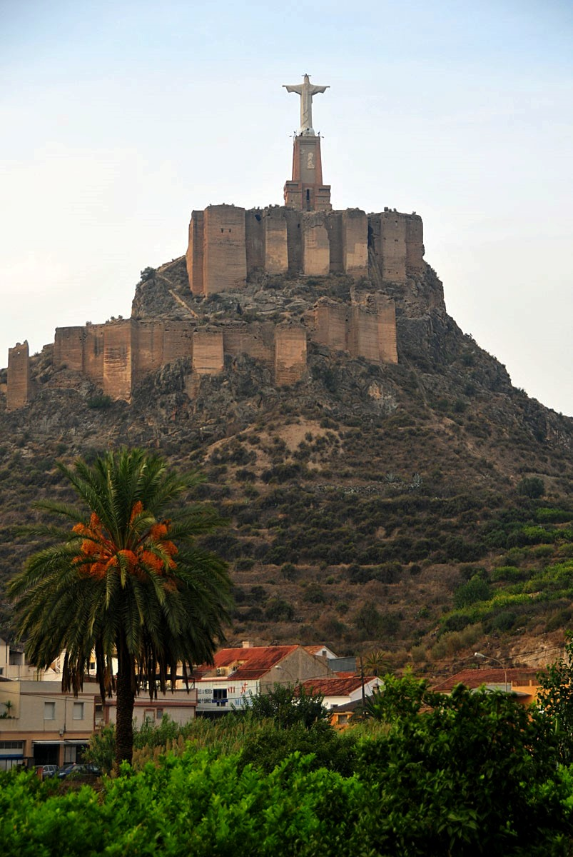 крепость монтеагудо