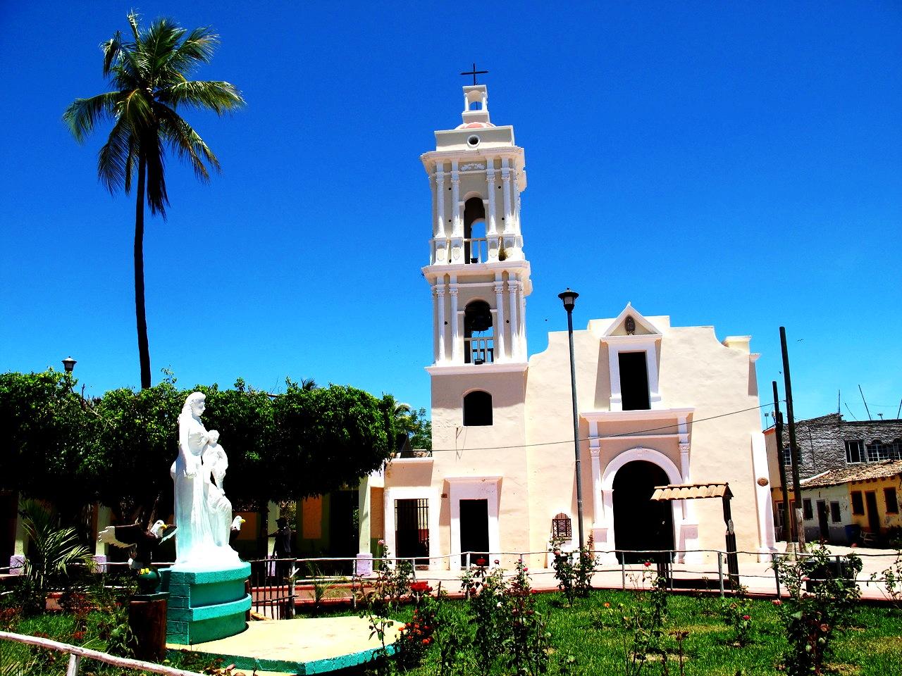 церковь мескальтитана