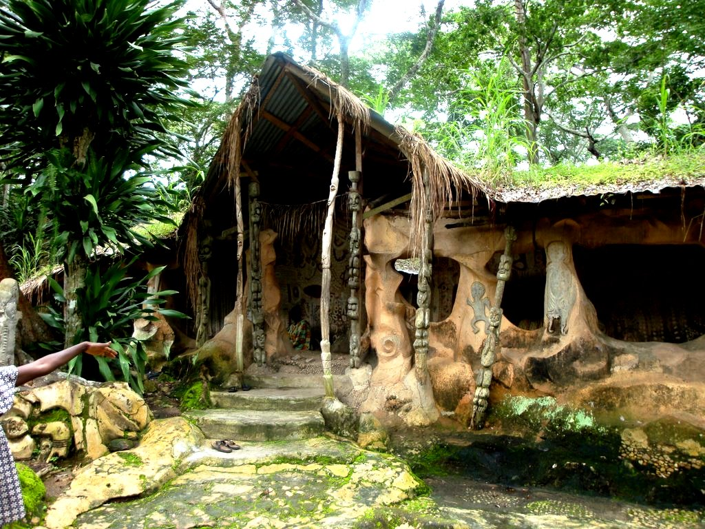 храм йоруба