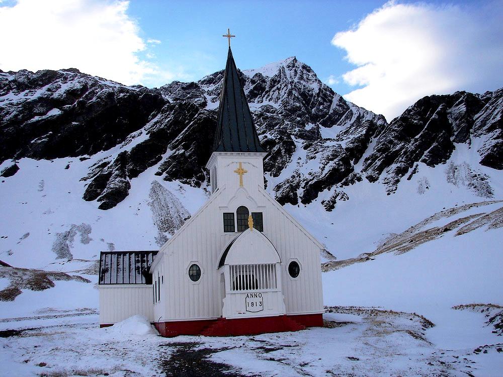 церковь китобоев