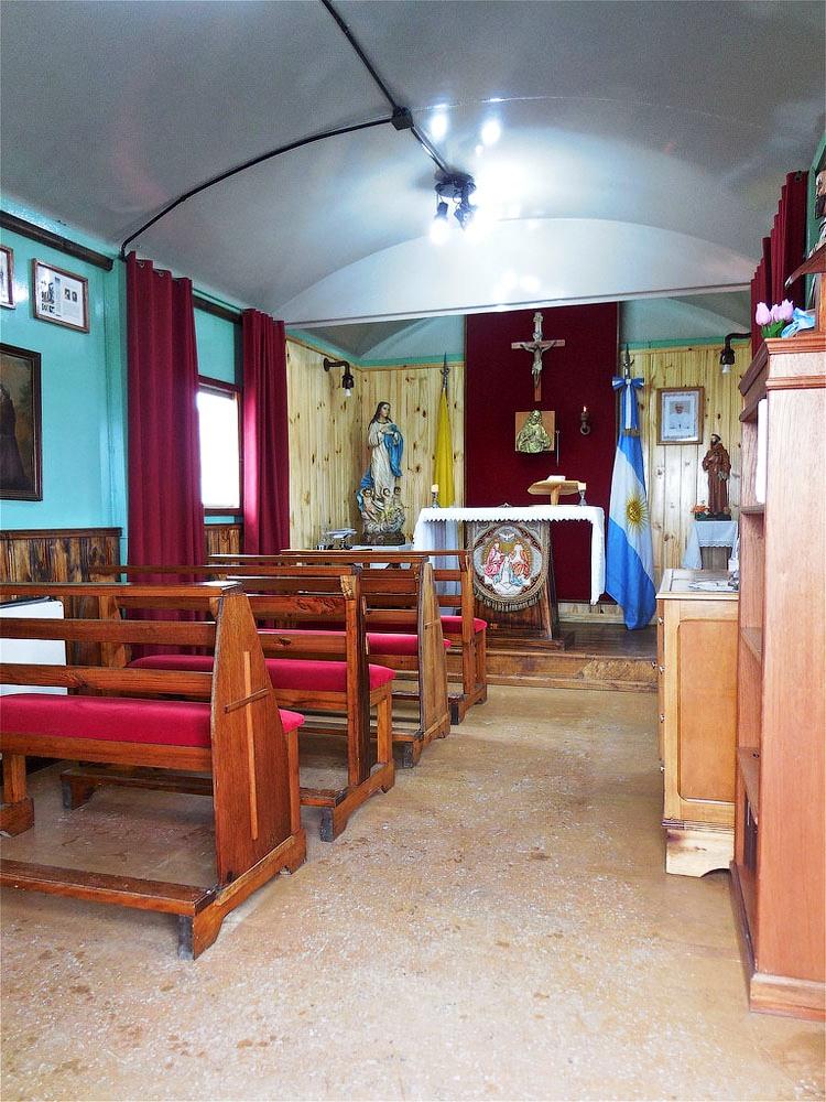 интерьер церкви св. Франциска
