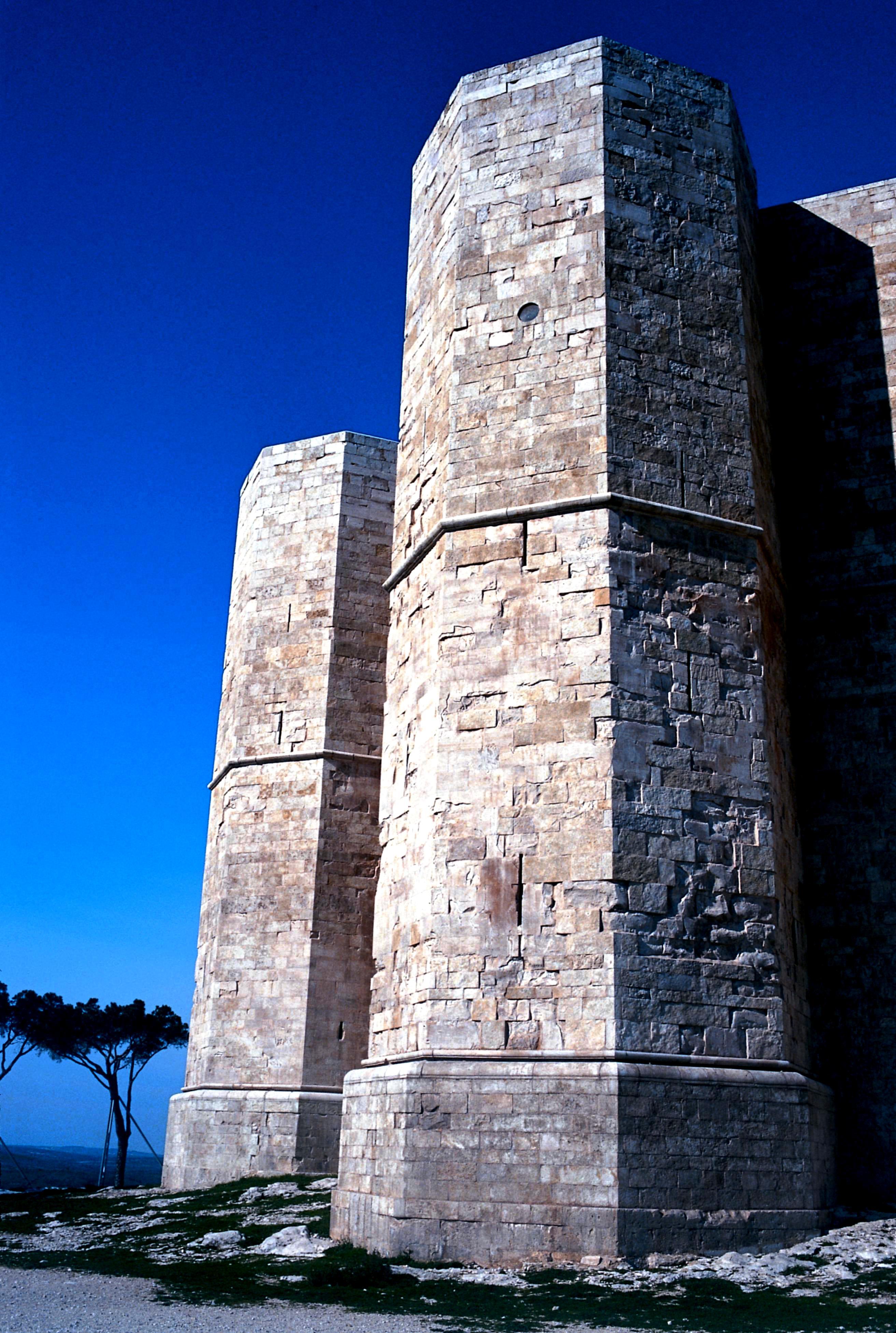 бастион кастель дель монте