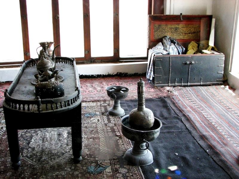 комнаты аль-Хаджара