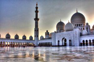 купола мечети шейха