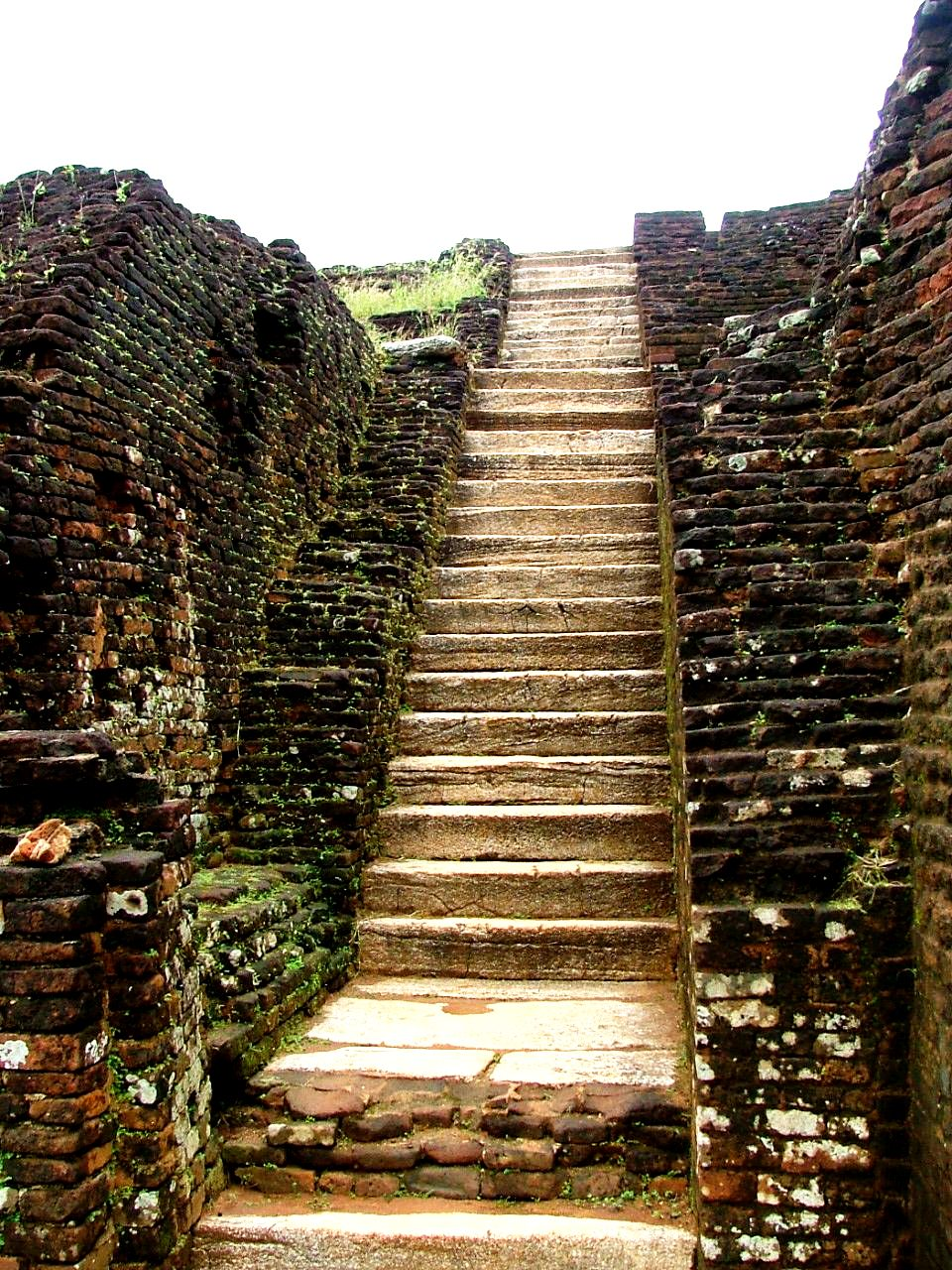 лестница сигирии