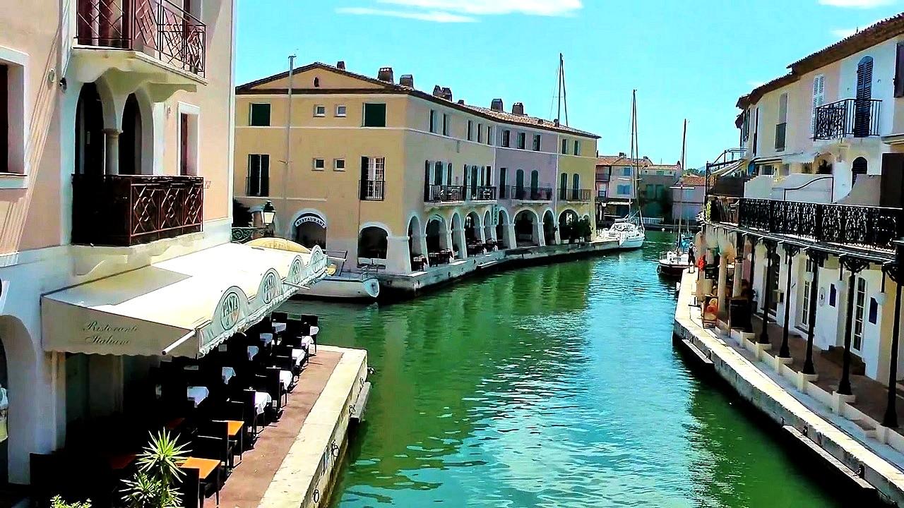 водные улицы порт гримо