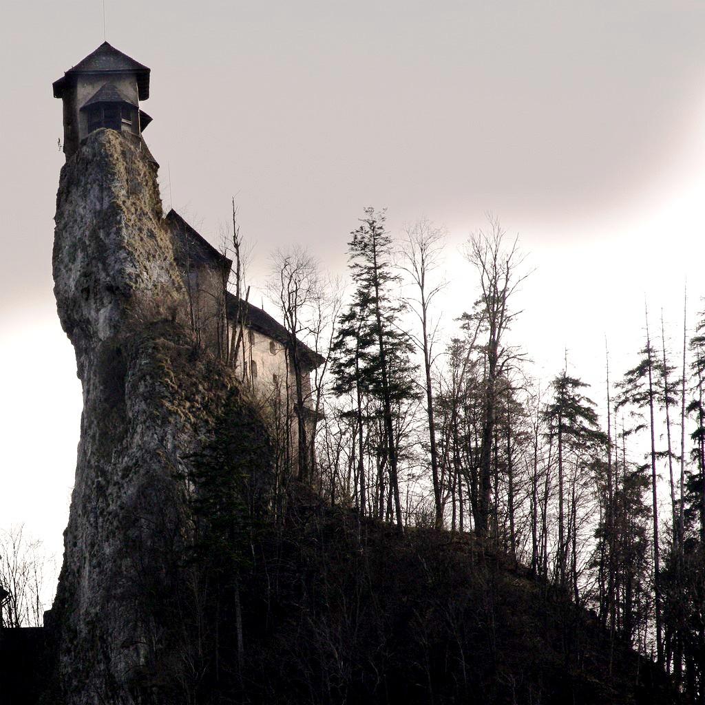 орлиное гнездо, оравский замок