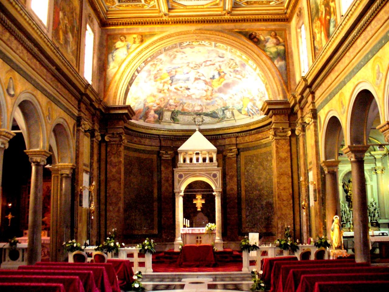 церковь сант-агаты