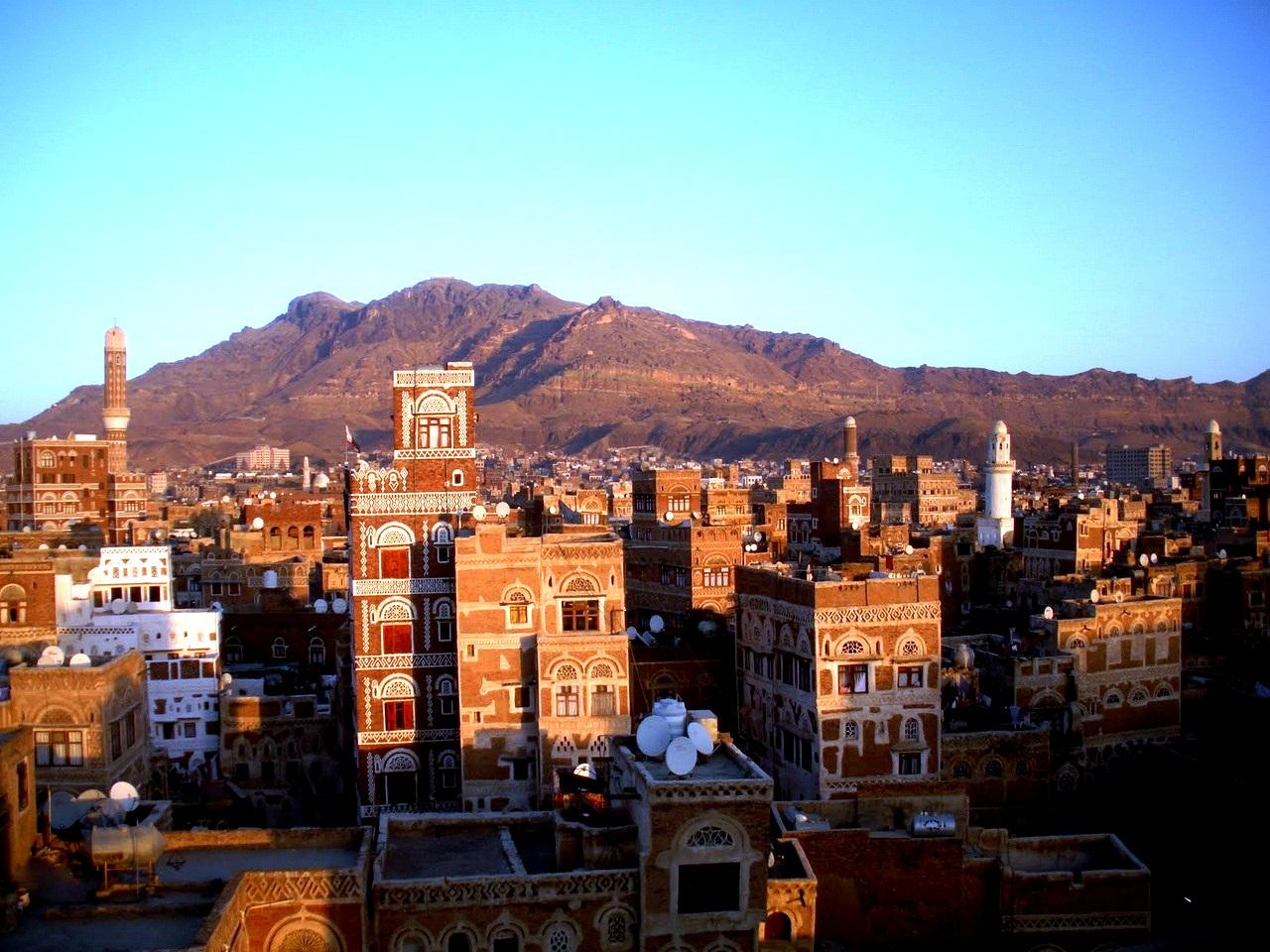 панорама йемена