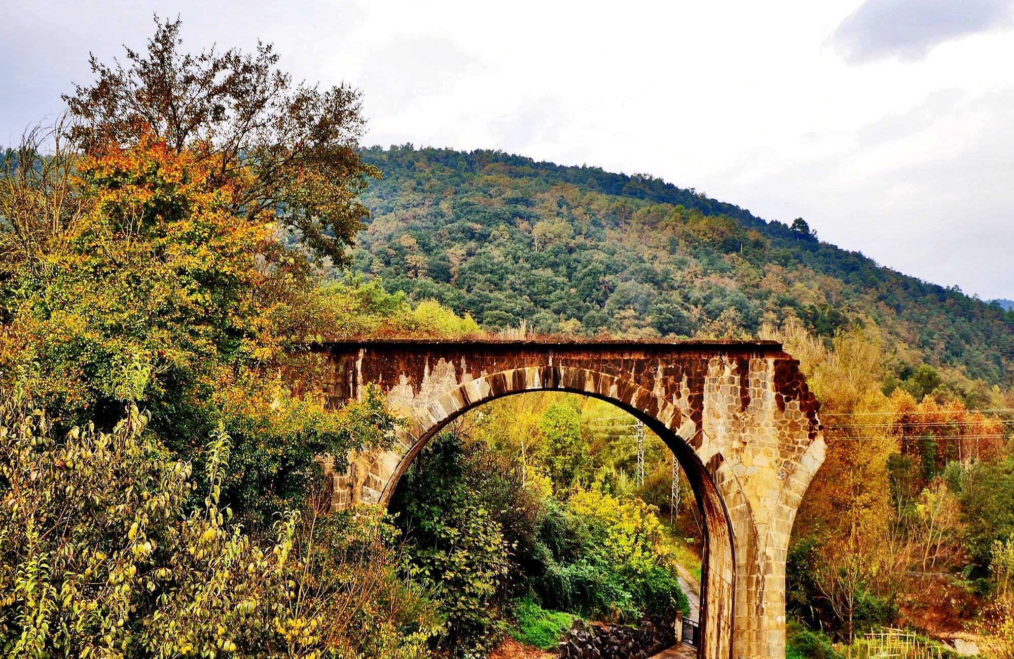 мост в Кастельфольит