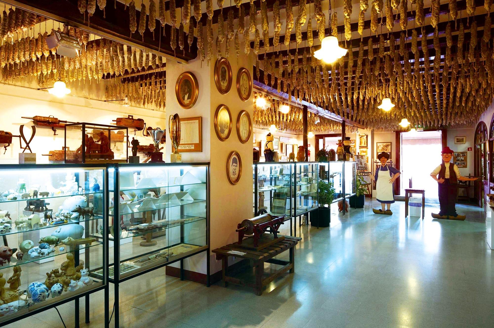 колбасный музей