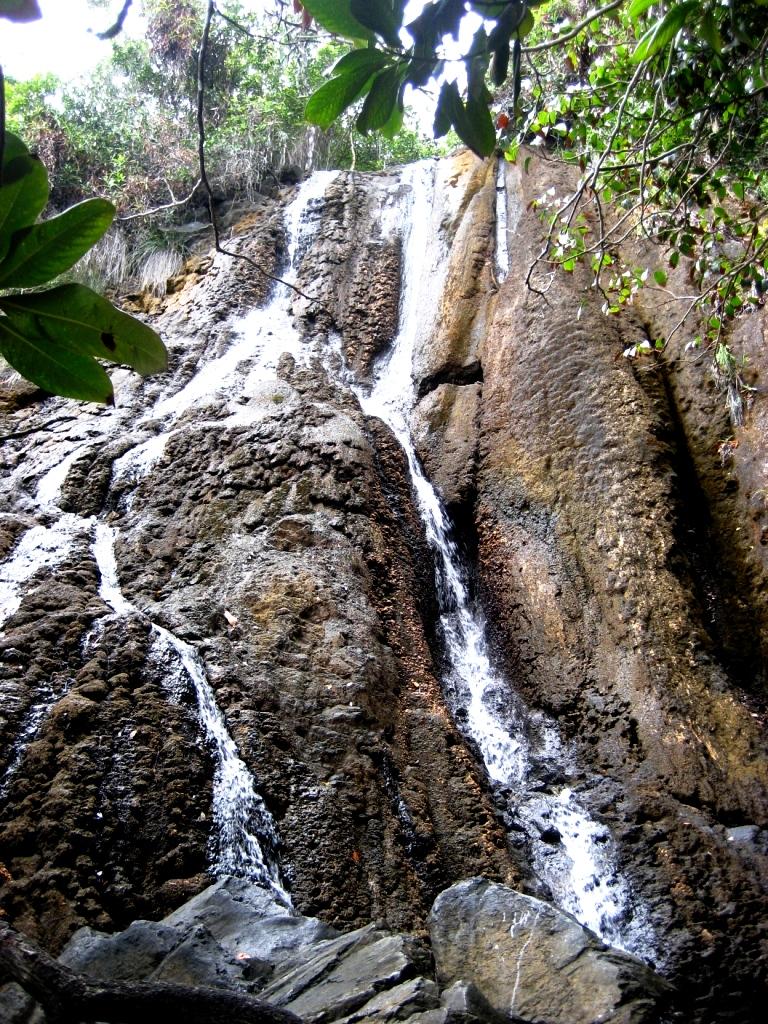 водопад сабанга