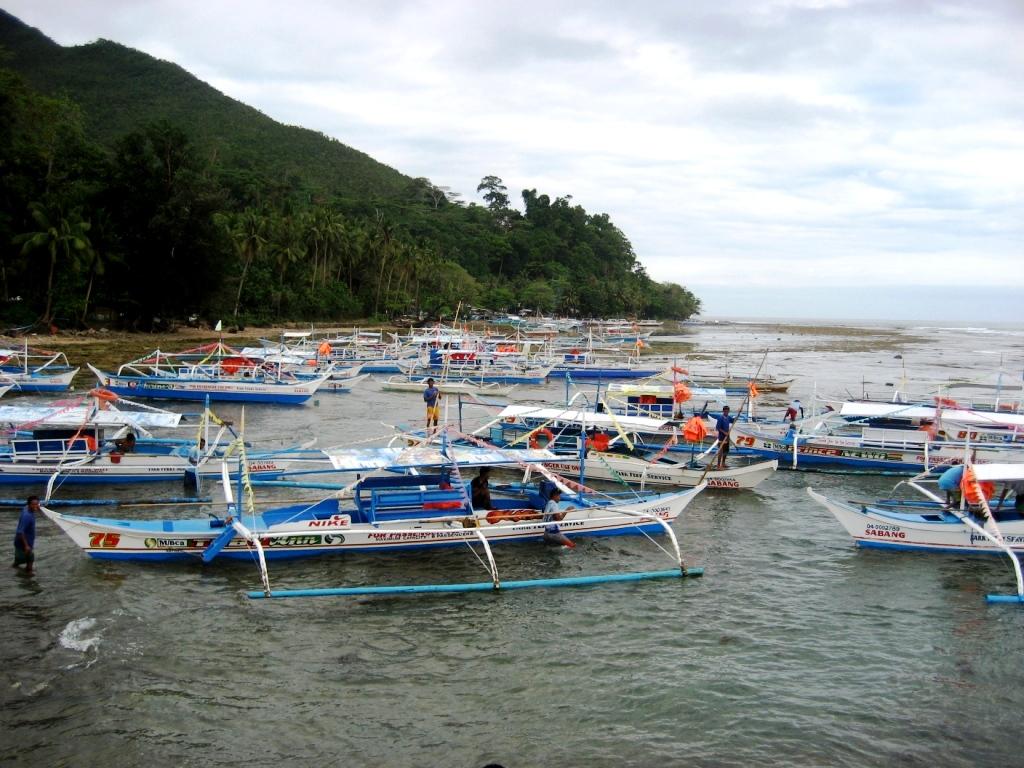 пристань сабанга