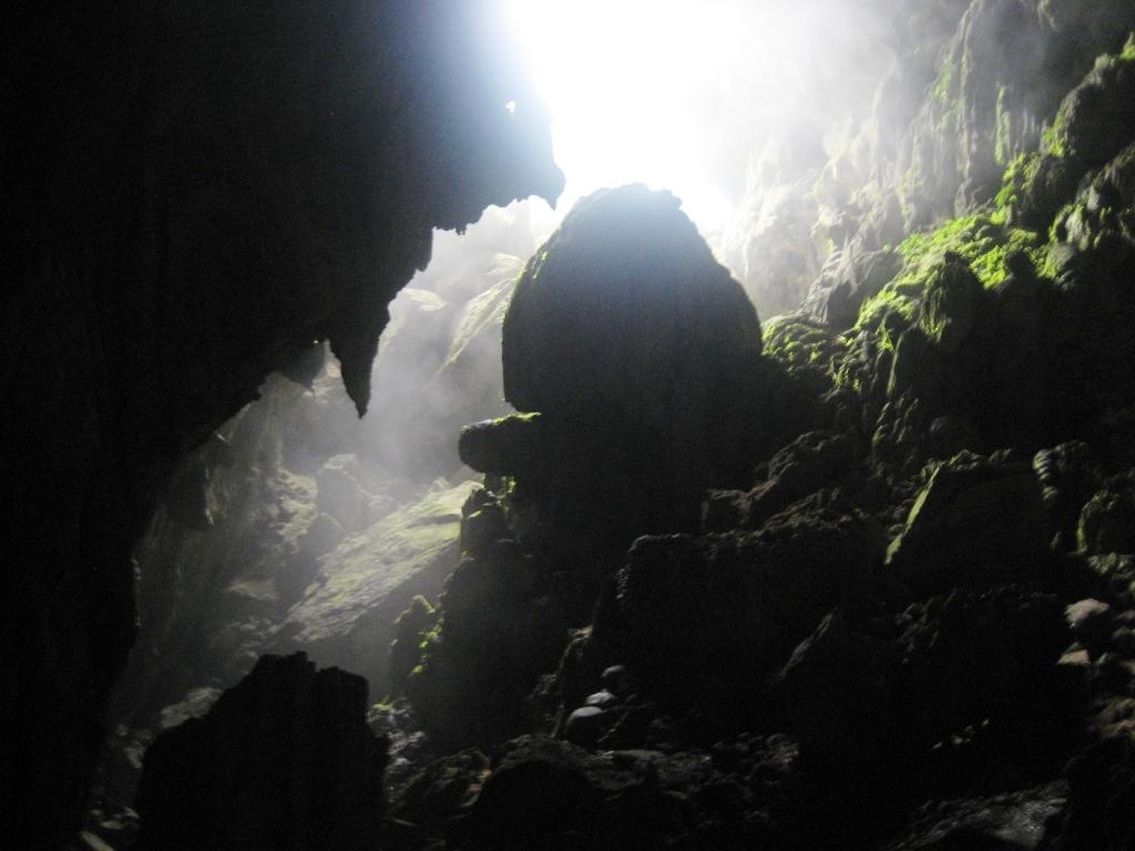сумрак пещеры