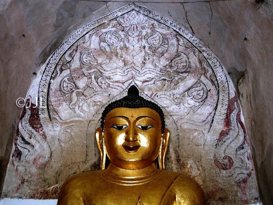будда в годопалине