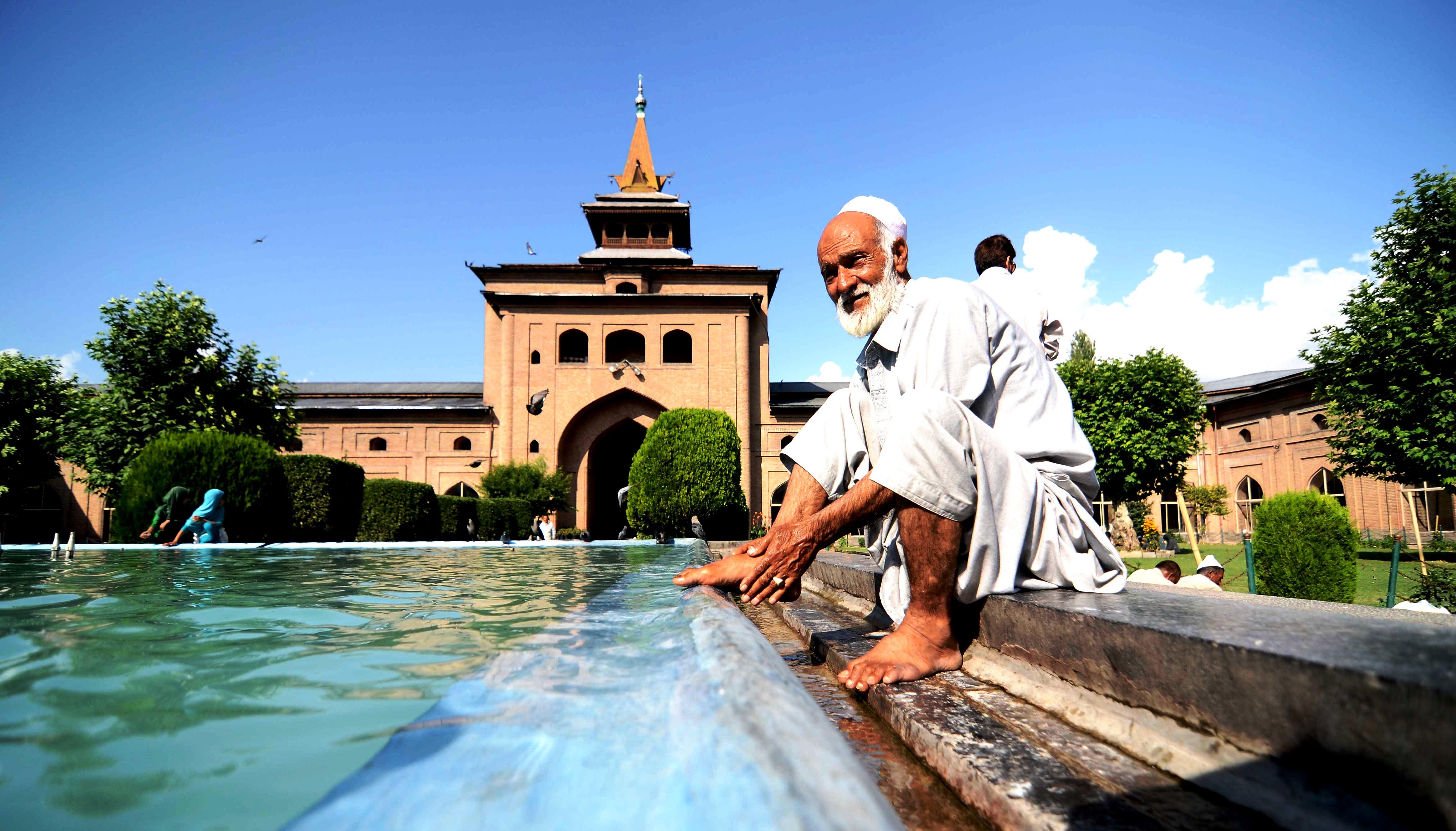 мечеть шринагара